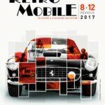 Affiche Retromobile 2017